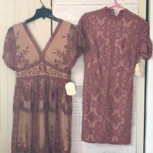 2 altard state dresses